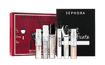 Sephora Favorites Eau So Luxe Perfume Set