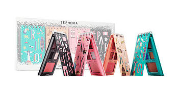 Sephora Collection: Color Around the World Face & Eye Palettes