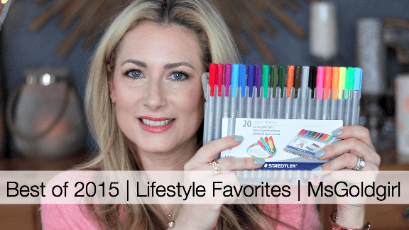LifeStyle Faves 2015