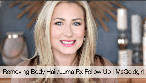 Luma Rx Hair Removal