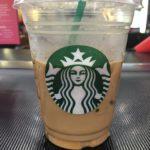 Starbucks Iced Caramel Macchiatto