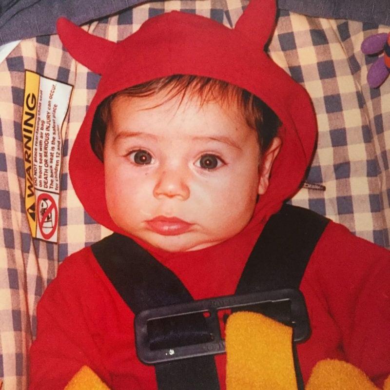 Shane Goldberg's 1st Halloween