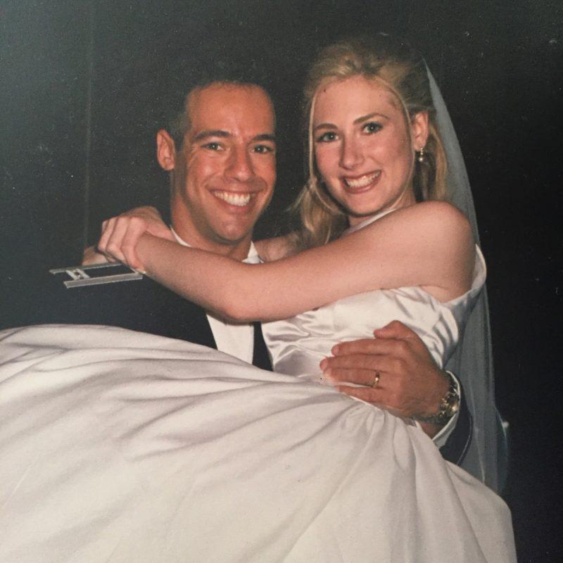 Marnie & Michael Goldberg's Wedding Photo
