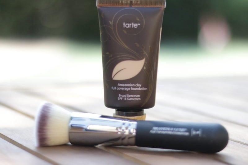 Tarte Amazonian Clay Full-Coverage Foundation w/Brush