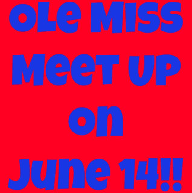 Ole Miss Meet Up at Pink & Proper