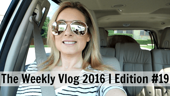 The Weekly Vlog 2016 Edition #19