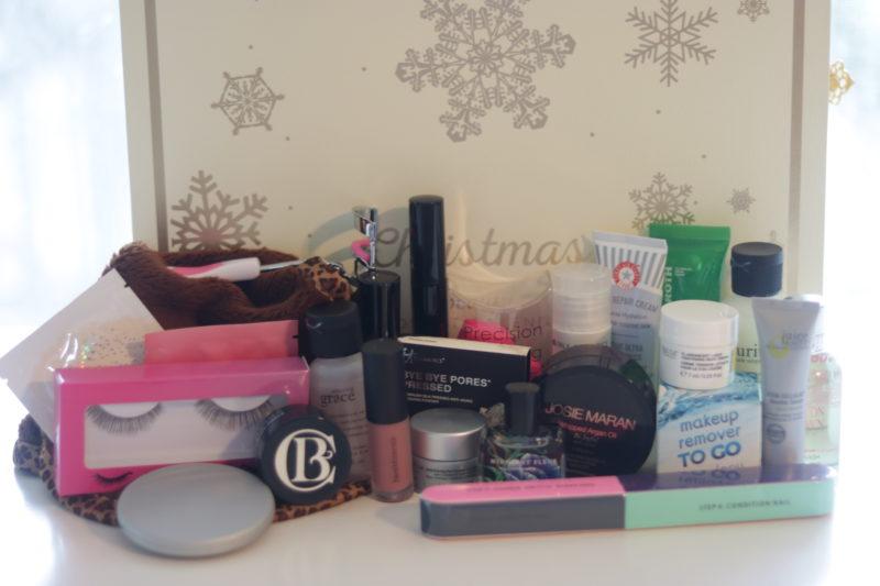 QVC Beauty Advent Calendar Unboxing