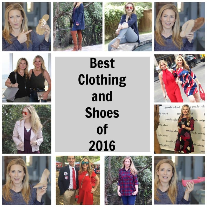 MsGoldgirl's Best Clothing and Shoes of 2016