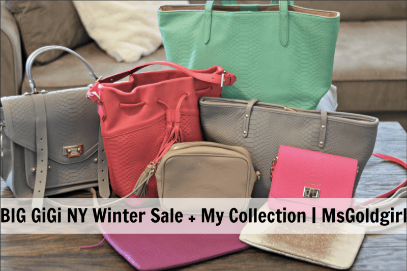 GiGi New York Winter Sale