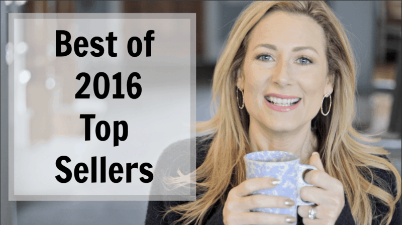 Marnie Goldberg talks about the viewer favorites-the top sellers from 2016.