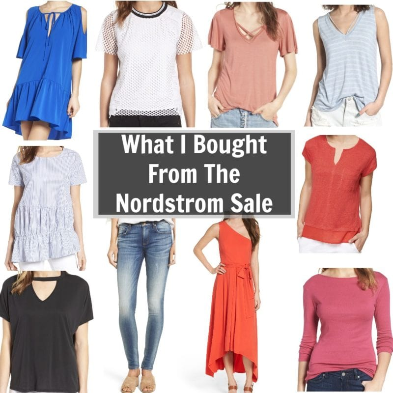 What I Bought From The Nordstrom Half Yearly Sale
