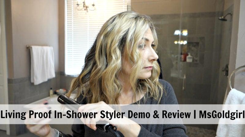Living Proof In-Shower Styler