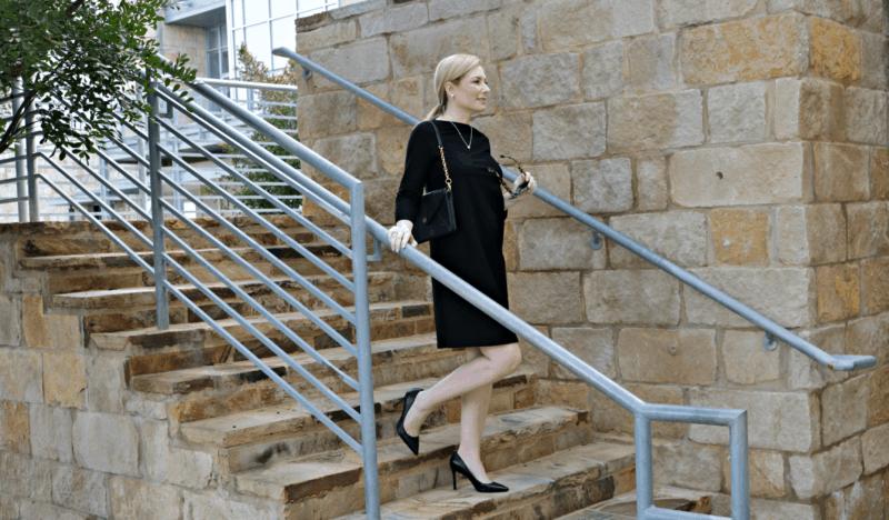 Eileen Fisher Boatneck Dress