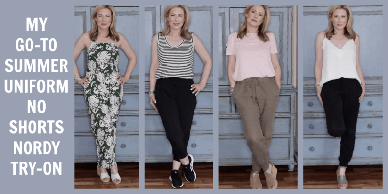 Spring and Summer Outfit Ideas | No Shorts