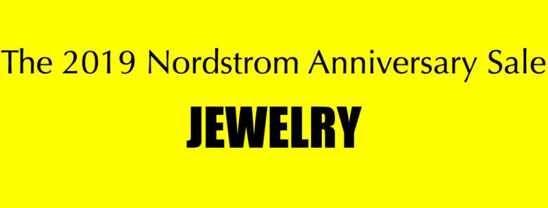 Nordstrom Anniversary Sale | Jewelry