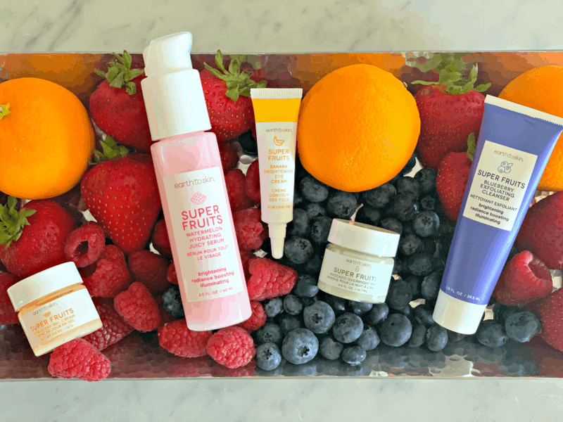 Earth to Skin Beauty Skincare | MsGoldgirl