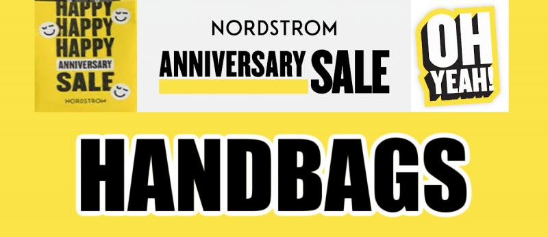 Nordstrom Anniversary Sale Handbags Recommendations