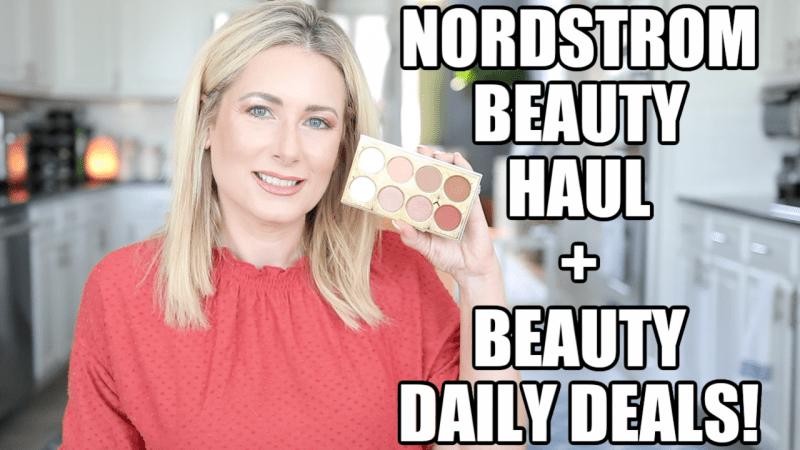 Nordstrom Anniversary Sale Beauty Haul